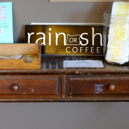 Fear Doesn't Help: Claire and Molly of Rain OR Shine Coffee House