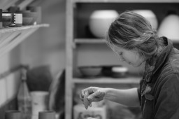 Hands On: Sarah Wolf of Wolf Ceramics